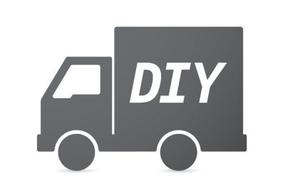 3 Reasons To Hire A Truck and DIY