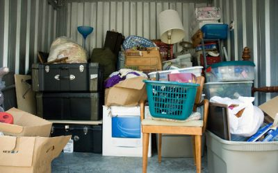 Maximising Your Self Storage Space