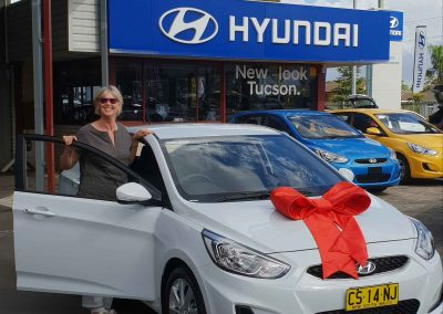 New-hyundai-with-red-ribbon