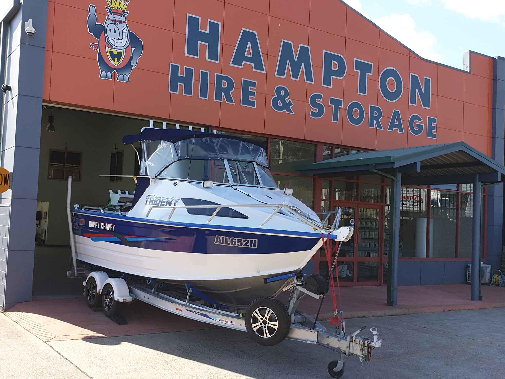 ulladulla boat storage